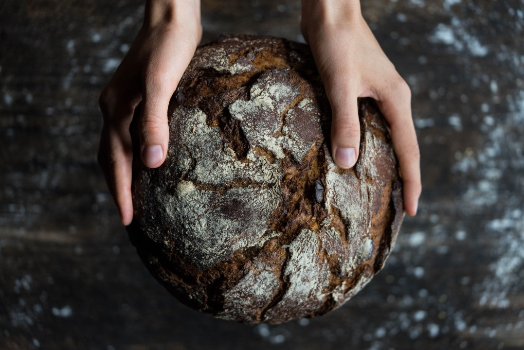 WHY IS EVERYONE BAKING BREAD?