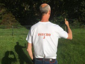 From JC to PJ (Psycho J)